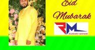 রানওয়ে ম্যানিয়াক'র চেয়ারম্যান এইচ ডি ইমনের ঈদ-উল-আযহার শুভেচ্ছা