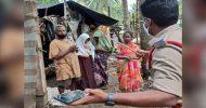 করোনার ভয়ে ১৫ মাস তাঁবুতে পুরো পরিবার, সেখানেই প্রস্রাব-পায়খানা
