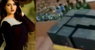 র্যাবের অভিযানে পরীমনি আটক, বাসা থেকে বিপুল পরিমাণ মাদক উদ্ধার