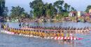 শনিবার সিলেটের বাদাঘাটে ঐতিহ্যবাহী নৌকা বাইচ প্রতিযোগিতা