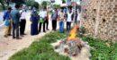 ওসমানীনগরে ৩ হাজার মিটার নিষিদ্ধ কারেন্ট জাল পুড়িয়ে বিনষ্ট
