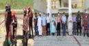 ওসমানীনগরে জনপ্রতিনিধিদের অনুপস্থিতিতে দূর্যোগ প্রশমন দিবস পালন